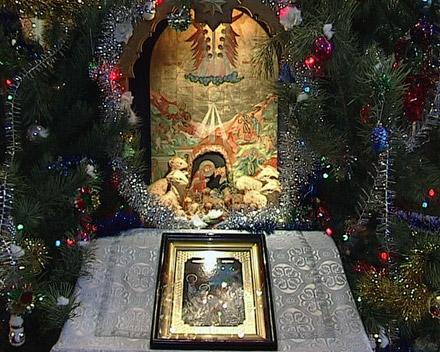 Красноармейск встречает Рождество