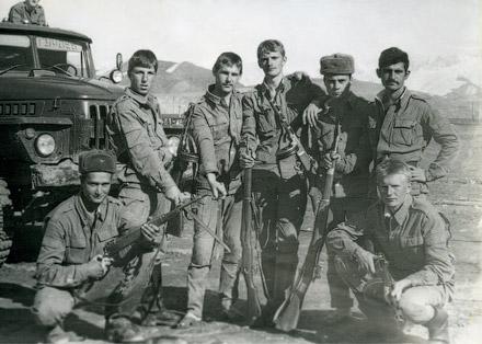 Они Афган не забудут. Они Афган помнят всегда