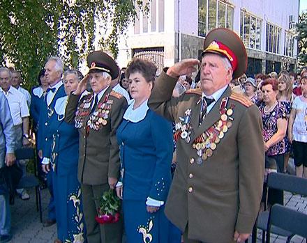 Сегодня в Красноармейске прошел митинг-реквием, посвященный 70-й  годовщине начала Великой Отечественной войны (ФОТО)