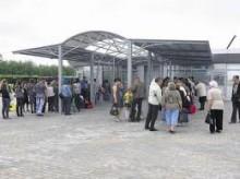 Пассажирский терминал АВ «Западный» откроют уже осенью