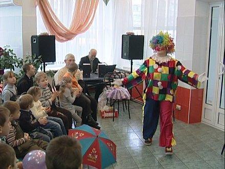 В Красноармейске для детей с ограниченными возможностями устроили  праздник (ФОТО)