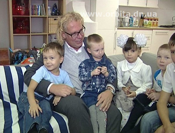 "Красноармейск посетили гости из Голландии (ФОТО) Телекомпания ""Орбита"""