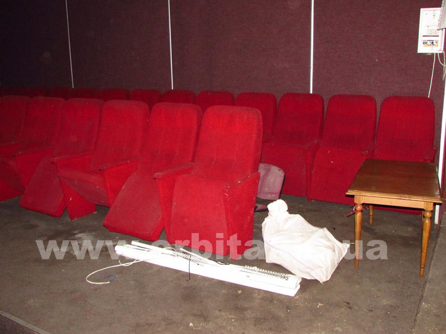 Как выглядит красноармейский кинотеатр «Мир» сегодня