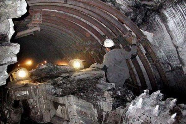 На шахте в Донецке сегодня утром произошёл взрыв