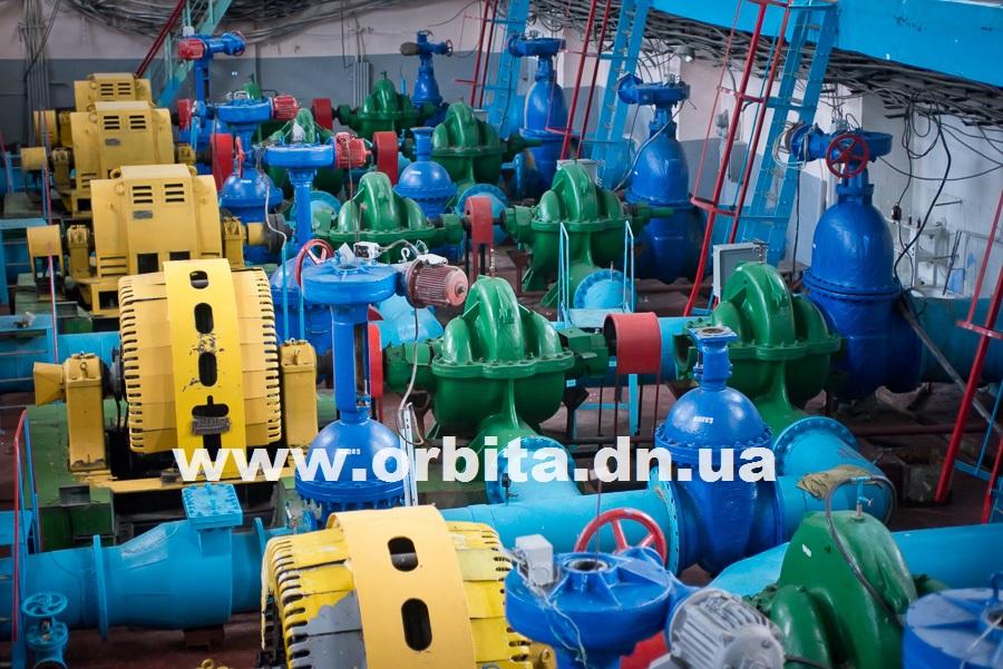 Директор Красноармейского управления «Воды Донбасса» – о причинах отсутствия водоснабжения (ВИДЕО, СХЕМА) (ВИДЕО)