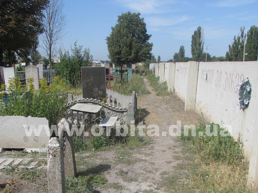 Как избавиться от сорняков на кладбище? Какие есть