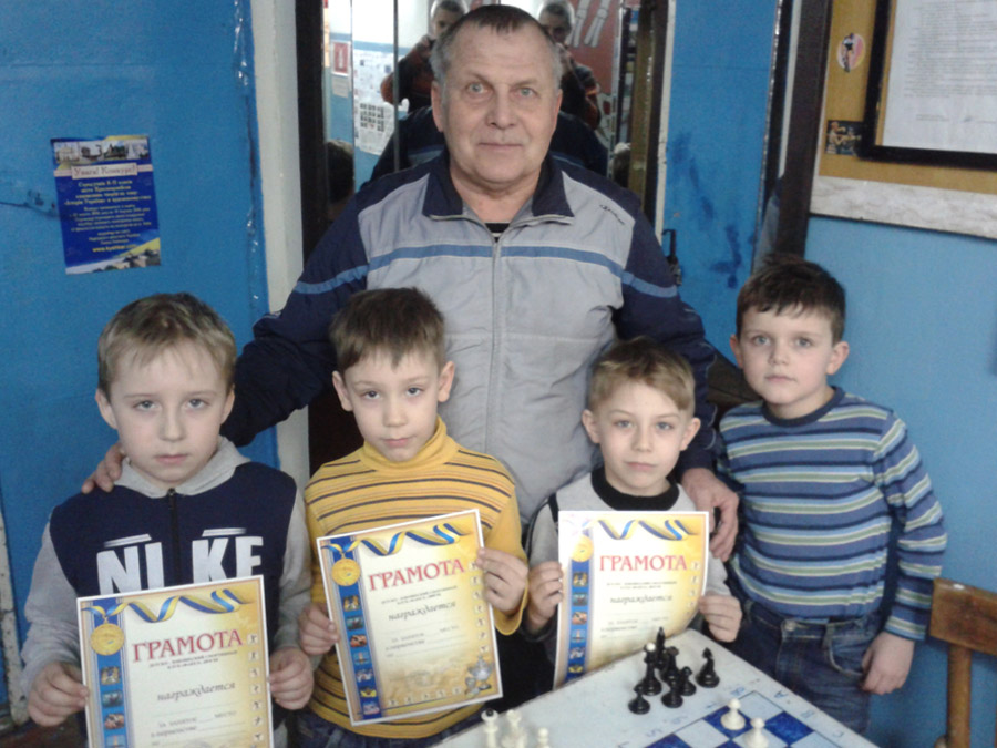 В Красноармейске (Покровске) определили лучших шахматистов (фото) - фото 3