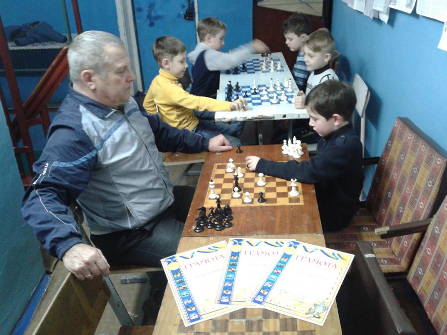 В Красноармейске (Покровске) определили лучших шахматистов (фото) - фото 2