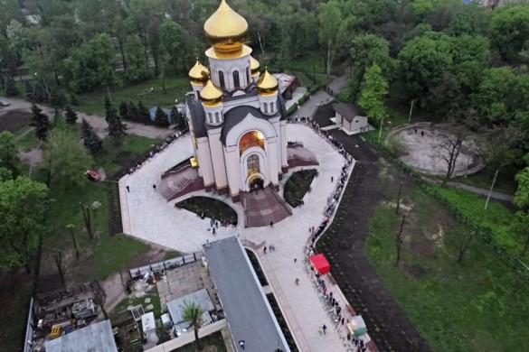 Пасхальные богослужения в храмах Красноармейска