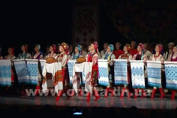Виртуозы танца на Покровской сцене