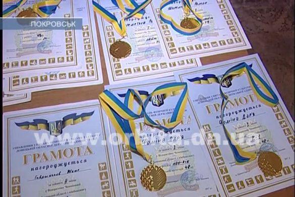 Кикбоксеры Покровска стали лучшими на чемпионате области