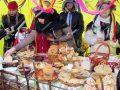 В Покровке жители трех городов праздновали Масленицу