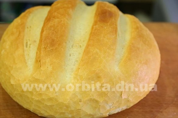 Научимся правильно хранить хлеб