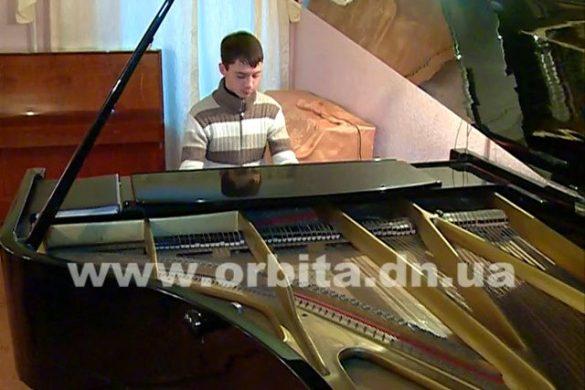 Знакомьтесь: джазовый пианист Паша Кириченко