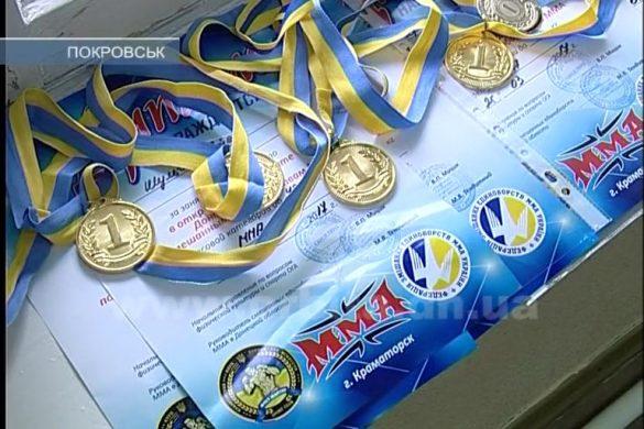 Бойцы ФСК «Олимпийский» показали класс на областном чемпионате