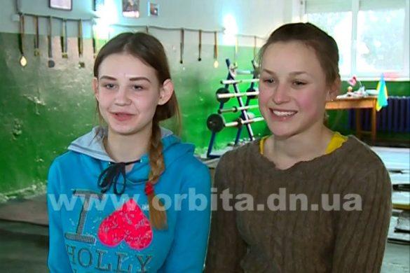 Сильный слабый пол, или  Саша Демиденко и Женя Кочегарова - талантливые штангистки