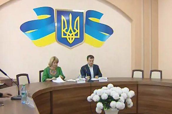 Сессия Покровского горсовета (запись трансляции)
