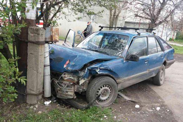 Женщина пострадала в результате ДТП в Покровске