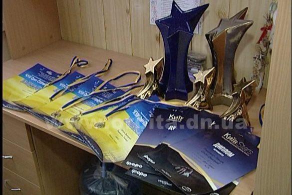 Воспитанники образцового ансамбля бального танца «Эдельвейс» победили в конкурсах «КиївSTARS» и «KYIV Open»