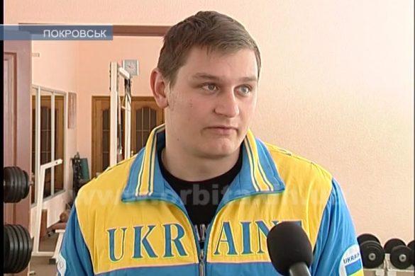 Леон Белицкий - лучший спортсмен  Украины 2016 года