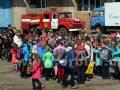 Экскурсия в пожарную часть Мирнограда