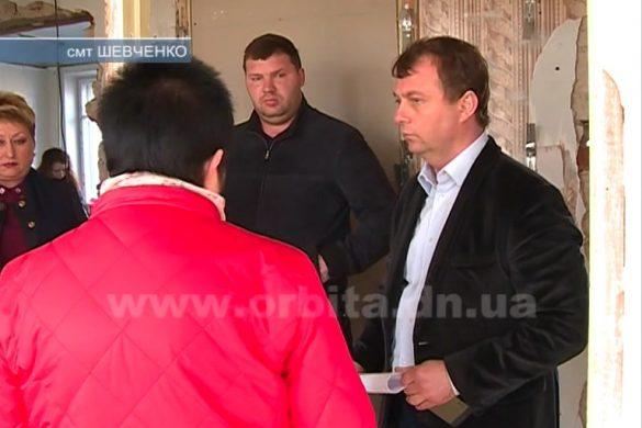 Амбулатория поселка Шевченко готовится к переезду