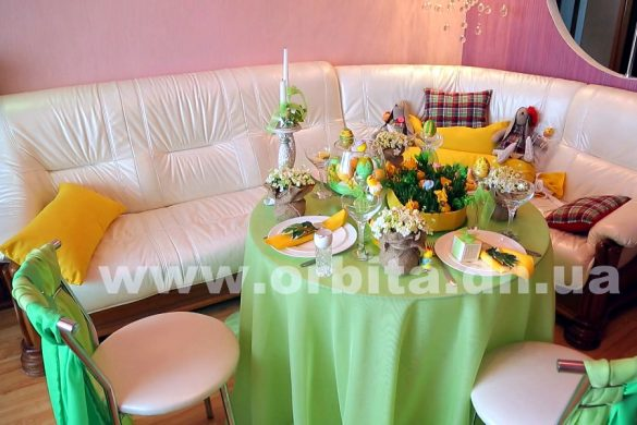 Пасхальный декор – это еще больше света и радости