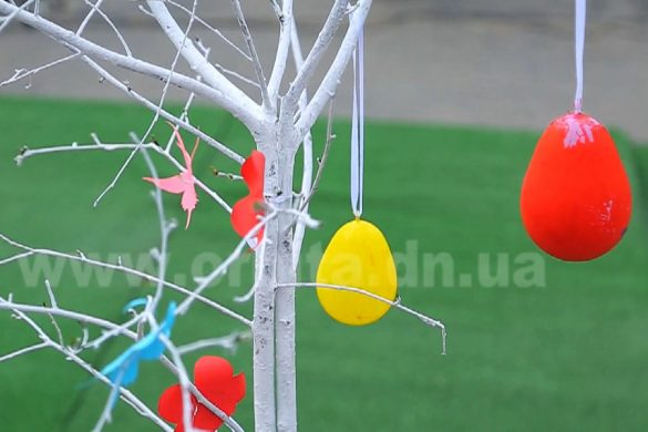 Пасхальная радость в Новогродовке (HD)