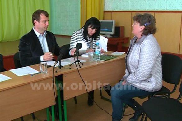 Покровский мэр выслушал проблемы жителей поселка Шевченко