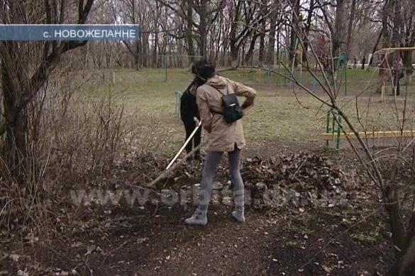 Молодежь ШУ «Покровское» помогла школе-интернату