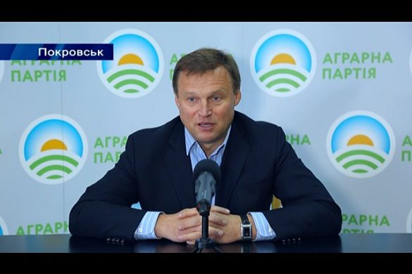 Лидер Аграрной партии Украины Виталий Скоцик: «Сейчас нельзя открывать рынок земли»