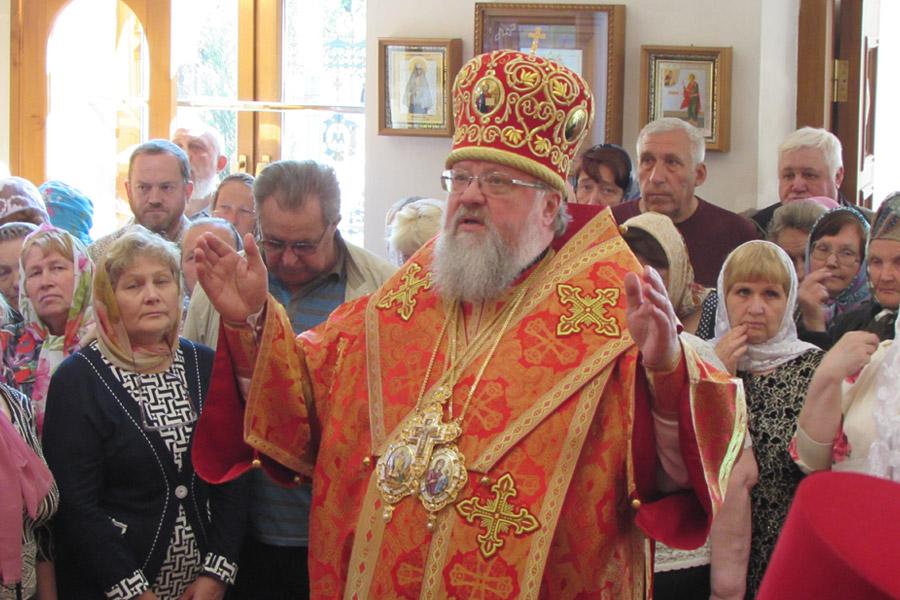СБУ не пропустила митрополита Илариона через линию разграничения в Донбассе