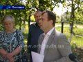 Руслан Требушкин презентовал жителям Лысовки, Гришино и Сергеевки программу «200-200-200»