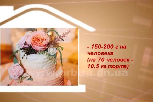 Модные тенденции свадебных тортов 2017