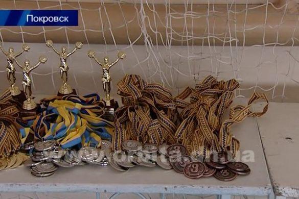 В Покровске впервые состоялся Чемпионат Донецкой области по черлидингу