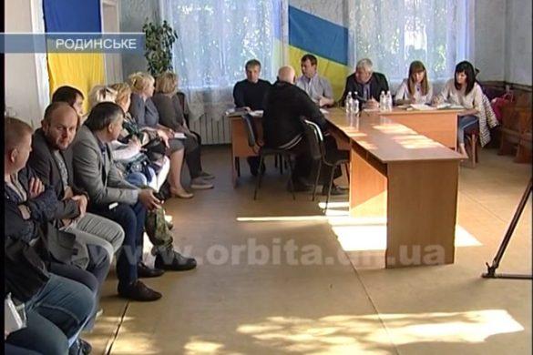 В 7 утра - на встречу с родинцами. Руслан Требушкин провел прием граждан