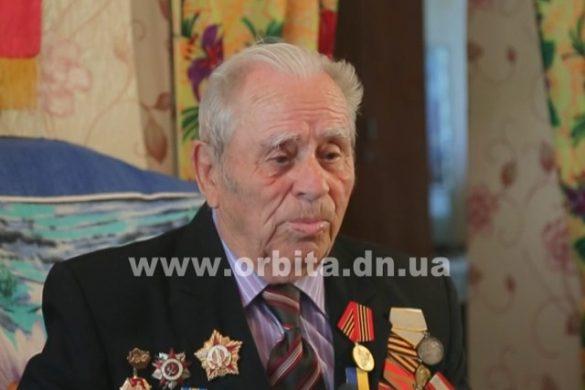 Яков Алексеевич  Хомяк – ветеран, который не стареет душой