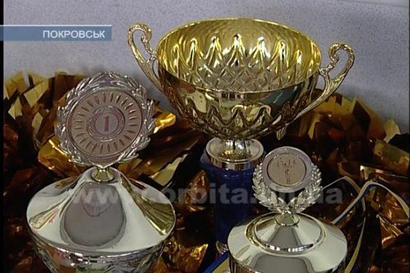 На чемпионате Украины покровские черлидеры  стали лучшими!