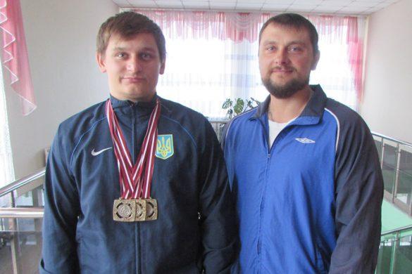 Гиревик Леон Белицкий порадовал новыми высокими достижениями