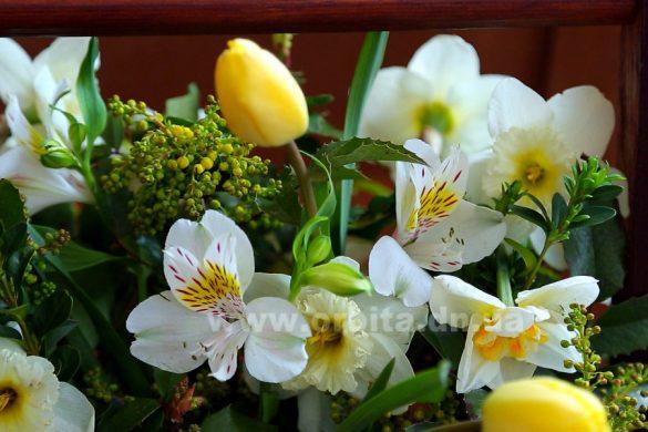 Выбираем свадебные цветы