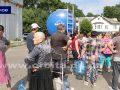 Покровские власти организовали бесплатный подвоз питьевой воды для жителей Родинского