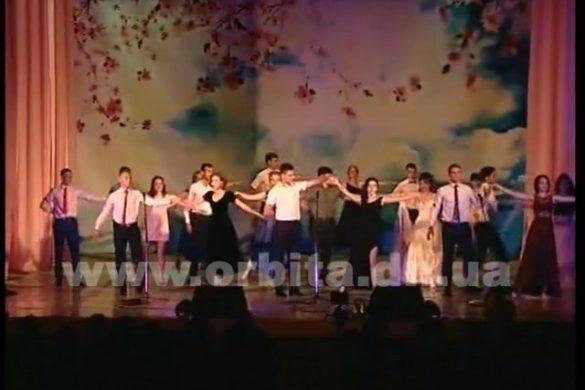 Общегородской выпускной вечер в Покровске 24.06.2017 (запись трансляции)