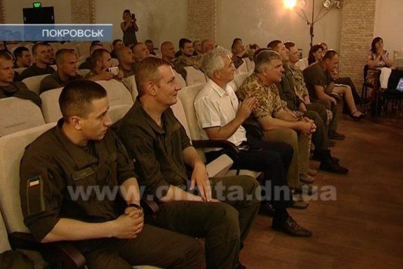 Третья бригада оперативного назначения НГУ празднует 3-летие