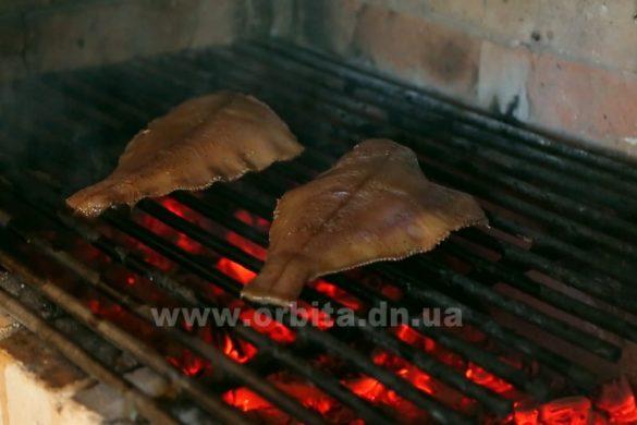 Как приготовить рыбу на мангале