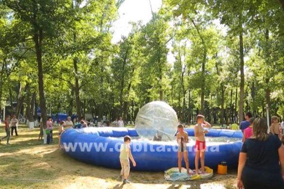 День молодежи в Покровске:  ярко, масштабно и душевно