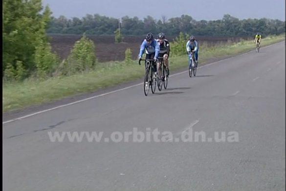 Региональная велогонка в Покровске: драйв и скорость
