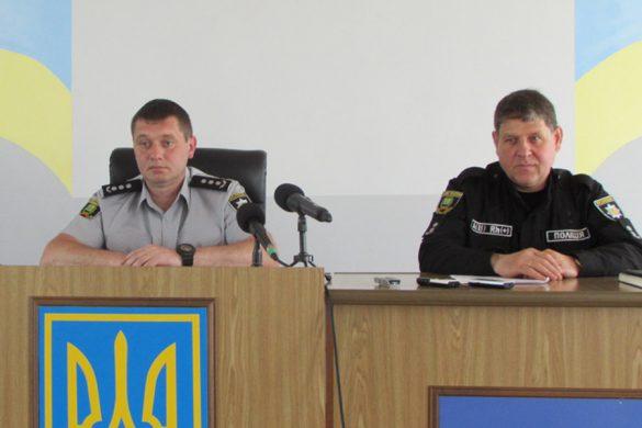 Главный полицейский Покровска рассказал о достижениях в работе