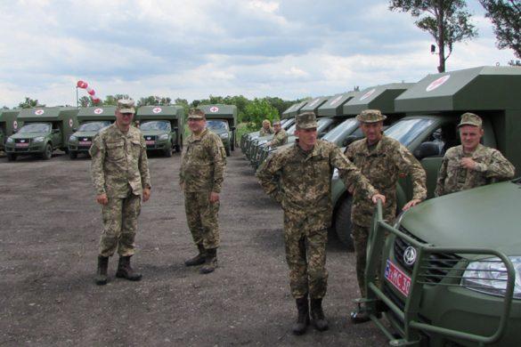 Военные в Покровске получили новую технику от Президента