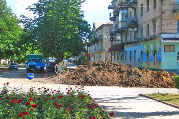 Почему сегодня в центральной части Покровска не было воды?