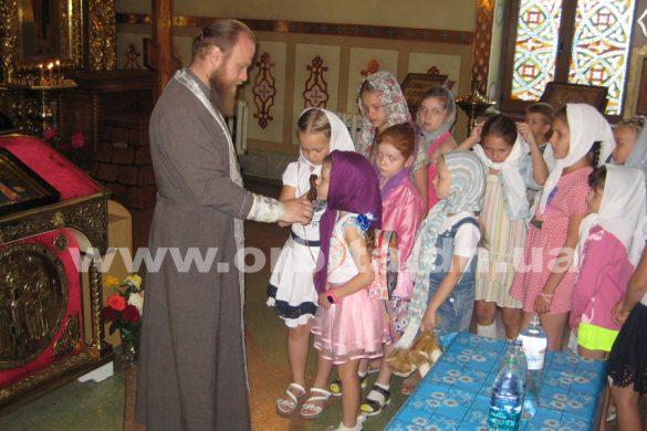 Лагерь «Солнечный городок» в Покровске: с заботой о духовно-моральном воспитании